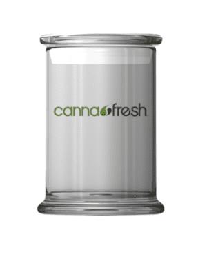 cannafresh glass jar