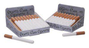 Small Glass Cigarettes
