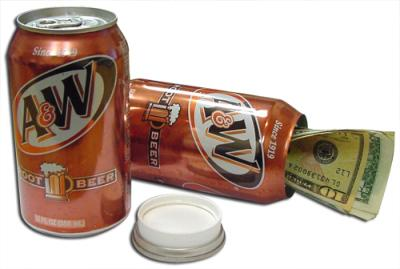 Fake Soda Can