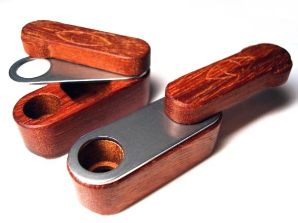 Wooden Storage Pipe