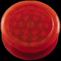 Plastic Grinder Red